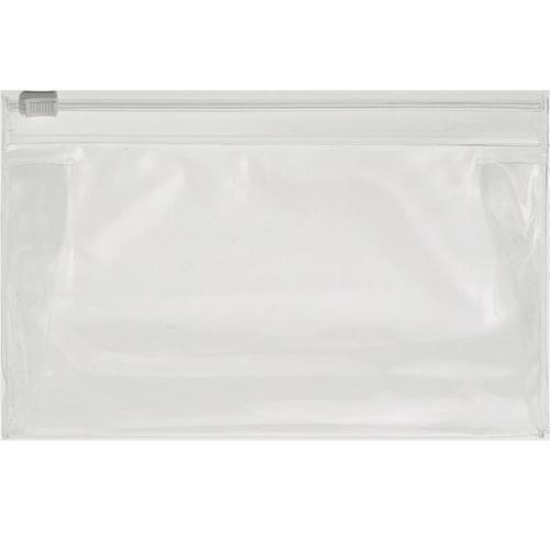 Transparent Plain PVC Bag, Capacity: 1 Kg