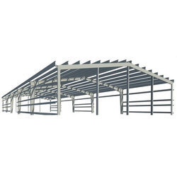 Steel And MS Pre Engineered Building