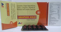 Lycopene Grape Seed Extract Lutein L-Arginine Vitamins & Minerals Soft Gel Cap