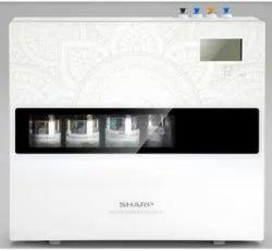 White Sharp Water Purifier