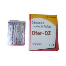 Ofloxacin And Ornidazole Tablet