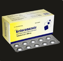 Allopathic Ketoconazole Tablets 200 Mg, Packaging Size: 10*10
