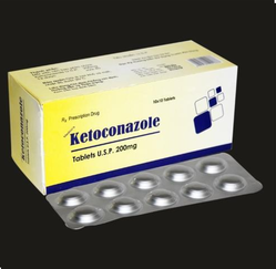 Ketoconazole Tablets 200 mg