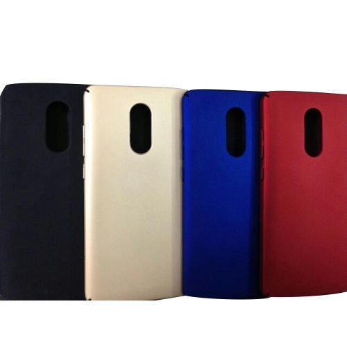 best service 39855 c7c0f Redmi Mi Note 4 Plain Back Cover