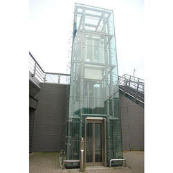 Office Glass Lift