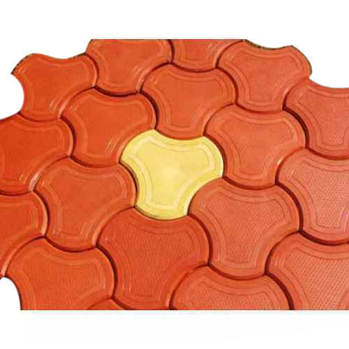 Interlocking Paver Block, For Landscaping And Pavement