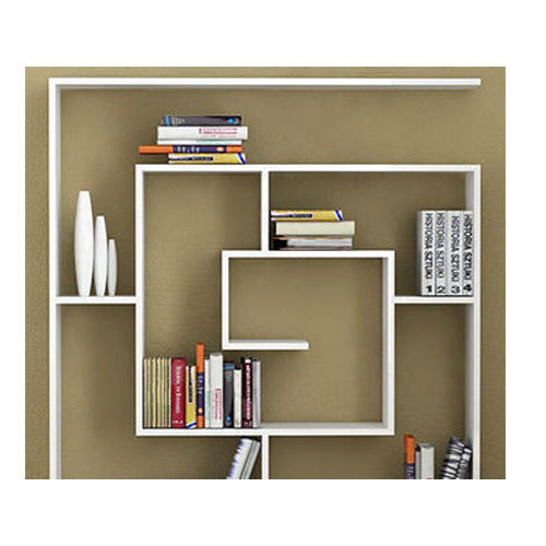 White Fancy Bookshelf