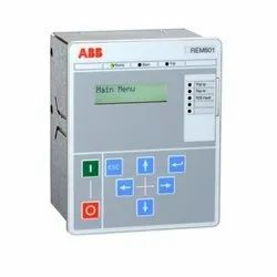 ABB Motor Protection and Control REM601 Numerical Relay