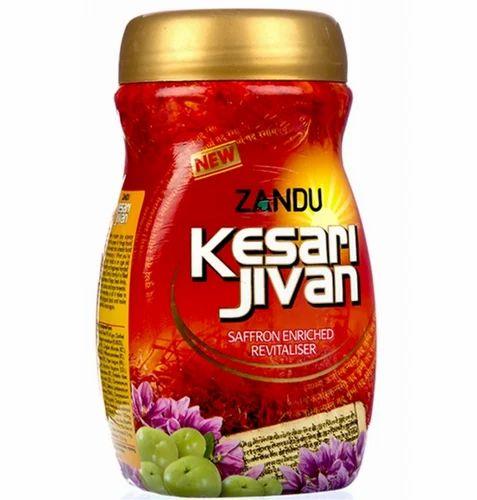 Zandu Kesari Jivan Chyawanprash 450 Gm at Rs 390/pack ...