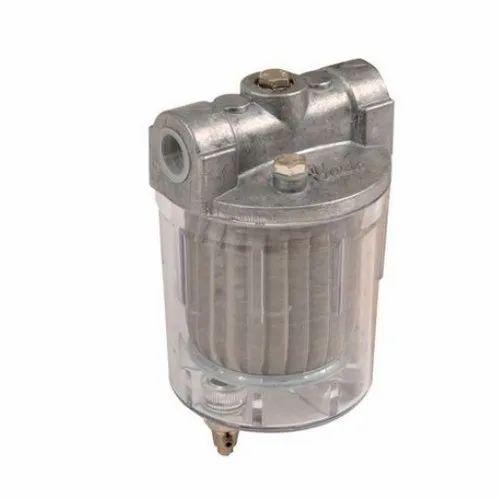 Return Line Filters Wire Mesh Oil Burner Filter, Capacity: 2000 Lph
