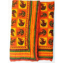 Katha Work Bed Sheet