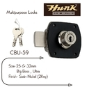 Hunk Multipurpose Lock Cbu-59, Packaging Size: 25 And 32mm