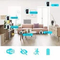 HD 1080P DIY Portable WiFi IP Mini Camera