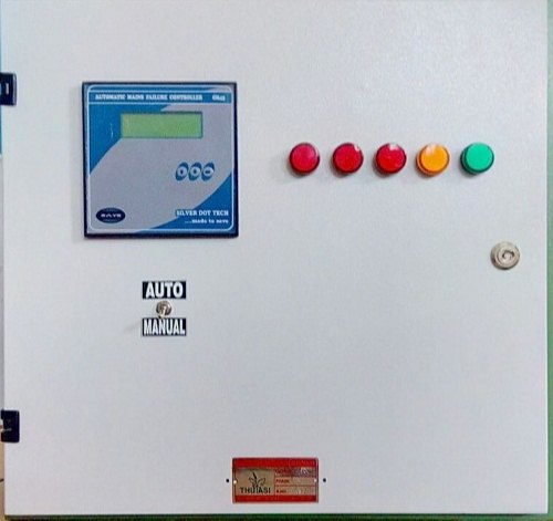 THULASI Three Phase AMF Controller Logic Panel, For D.g.sets, Ip Rating: Ip55