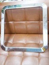 Chrome Plating Cooler Crown Frame