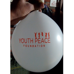 Youth Peace Advertising Balloon