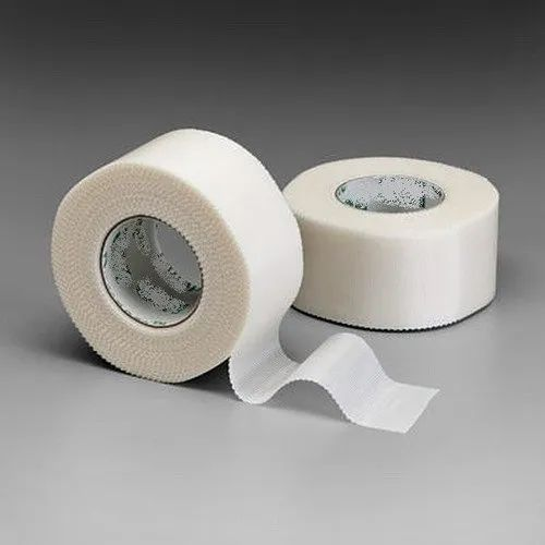 White Paper 2 Inch Medical Surgical Tapes, Rs 4 /meter Sambhav Surgical |  ID: 20924833712