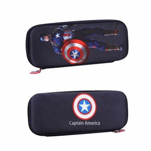Captain America Pencil Case