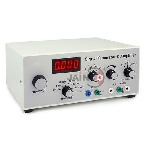 Signal Generator And Amplifier