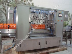 Lubricant Oil Filling Machine 250 Ml T0 25 Ltr