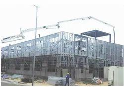Prefab Steel Structure Service