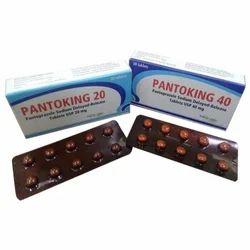 Pantoprazole Sodium Delayed Release Tab USP 20 Mg & 40 Mg