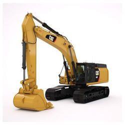 Cat 374D-L Large Hydraulic Excavators