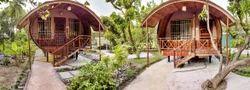 Bamboo House Maker