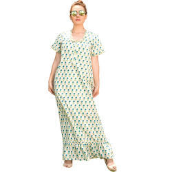 Nighties Full Length Ladies Night Wear