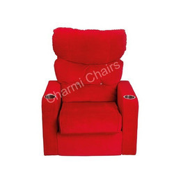 Red Auditorium Chair