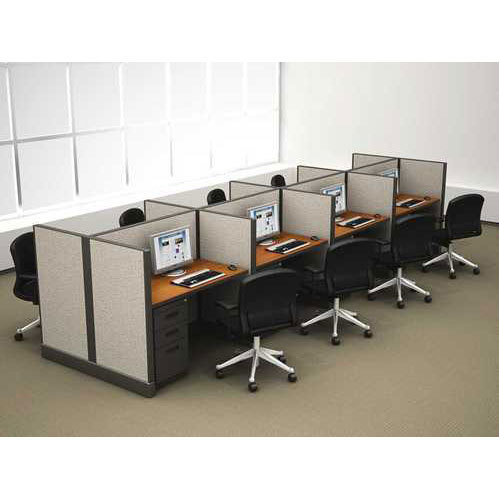Omega Office Cubicles Rs 9000 Set Omega Office Systems Id