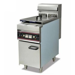 Pacific Double Deep Fat Fryer