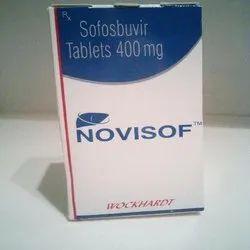 Novisof Sofosbuvir 400 mg Tablet