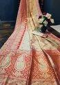 Heavy Border Silk Saree