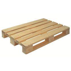 Pine Wood Euro Pallet