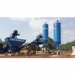 MAX-60 Compact Concrete Batching Plant