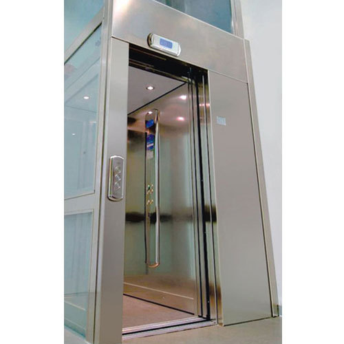 Raj Glass Roomless Lift