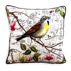 Digital Cushion Cover Fabric Printing