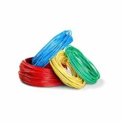 Multicolor PVC Electrical Cable, For Office, 240V