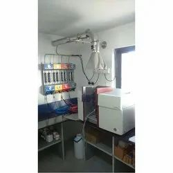 SS Laboratory Fume Extractor