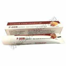 Povidone Iodine Cream