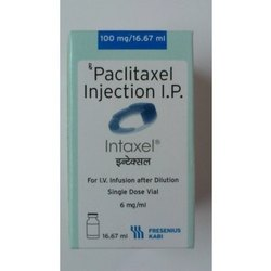 Paclitaxel 100mg Injection