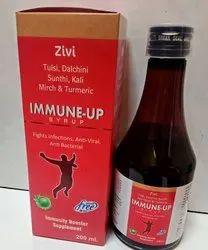 Immunity Booster Supplement Syrup, 200ML, Non prescription