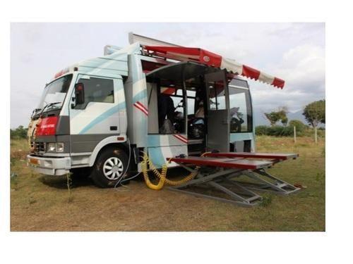 Mobile Service Van