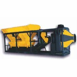 Inline Mobile Concrete Batching Plant
