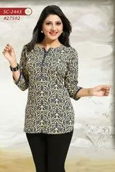 Tunics And Short Kurtis