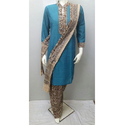 Kalamkari Handloom Cotton Suit