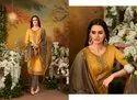 Zanzar Vol-2 -Kessi Jam Silk With Swarovski Diamond Work With Embroidery Work Designer Salwar Kameez