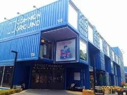 Container Shopping Malls