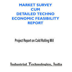 Project Report on Cold Rolling Mill